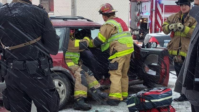 Sioux City News Car Accident