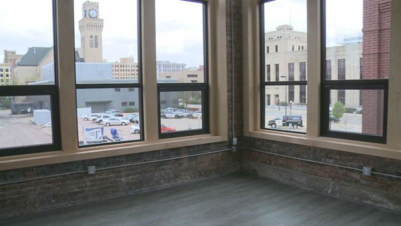 Ho-Chunk Capital just finished developing four new apartments along Pearl Street in downtown Sioux City.
